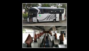 Bus Medium Wisata, Rental Mobil Wisata