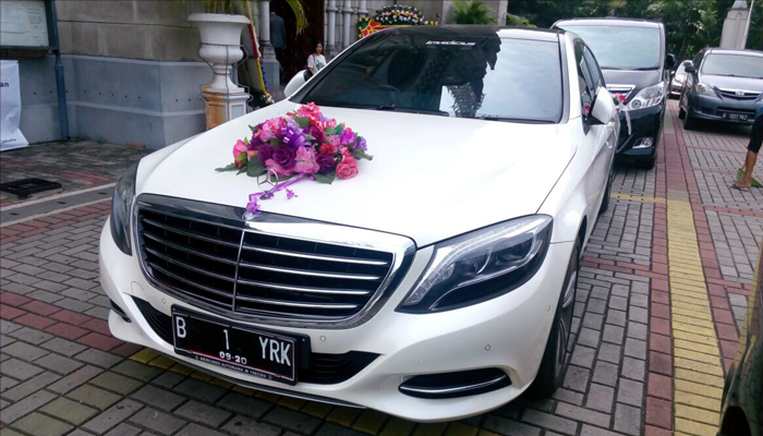 Sewa Mobil Wedding di Jakarta
